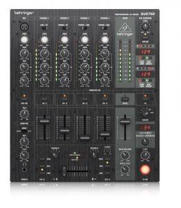 Mesa de mezclas Behringer DJX 750