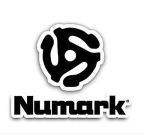 Logotipo de Numark