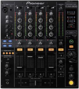 Mesa de mezclas Pioneer DJM 800